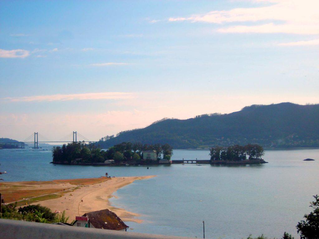 Islas de San Simón y San Antón