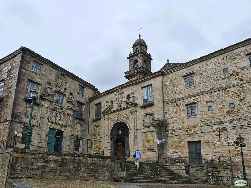Entrada Museo do Pobo Galego