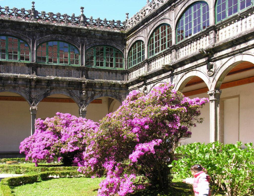 Jardín Pazo da Fonseca