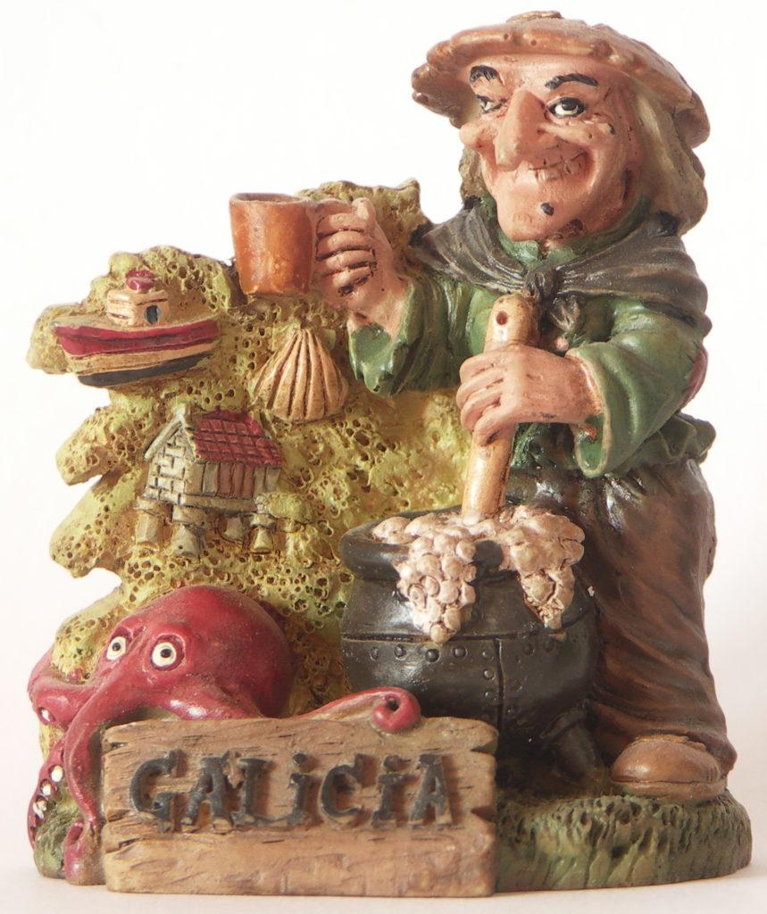 figura meiga gallega