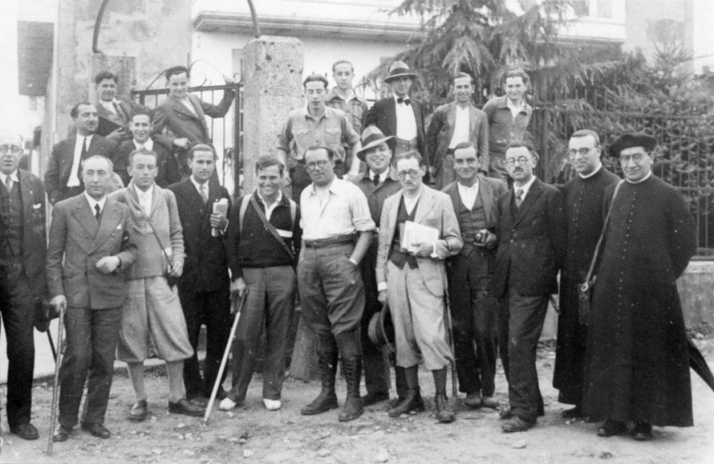 Miembros del seminario
