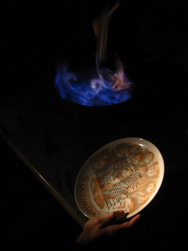 Conjuro de la queimada