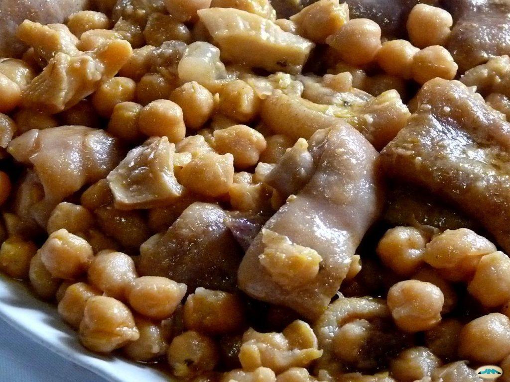 callos en la gastronomía gallega