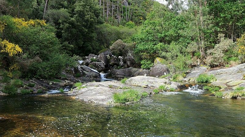 Pozas do río Pedras