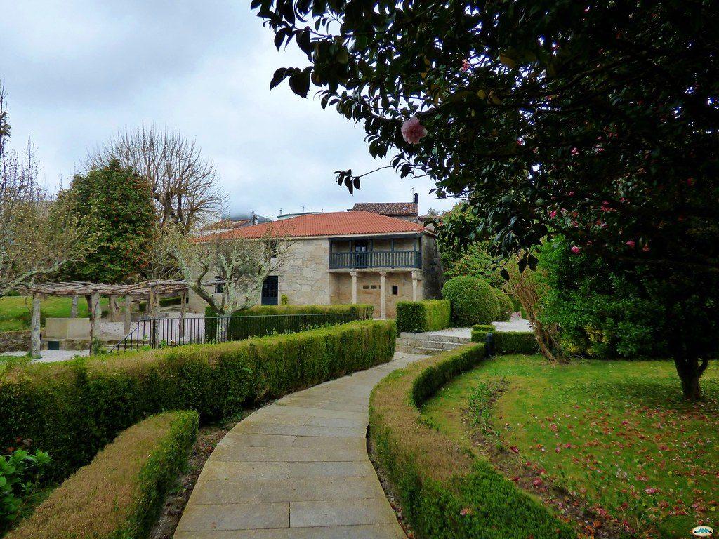 casa-museo de Rosalía de Castro en Padrón