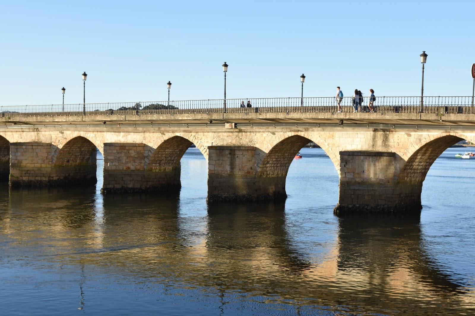 Puente Mayor o de la Misericordia, Viveiro