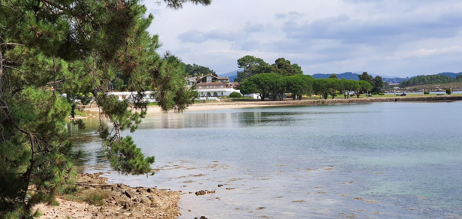 Praia Fonte de Louxo