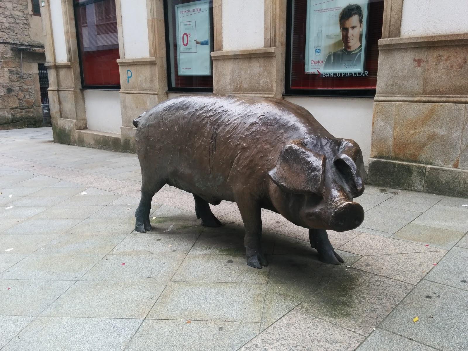 Monumento ao Porco