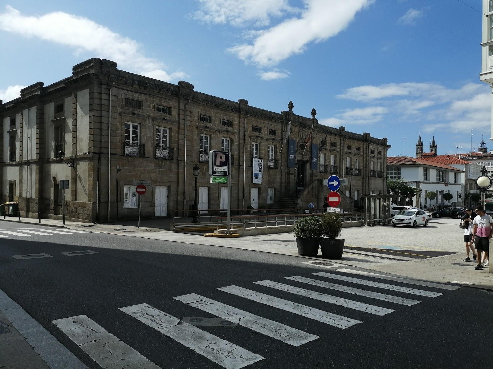 Edificio Liceo