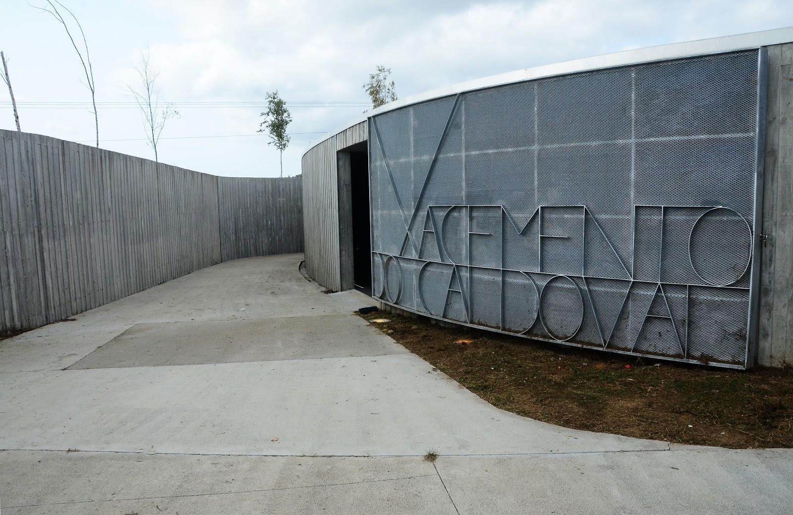 Centro de Interpretación de Caldoval - Xacemento Romano