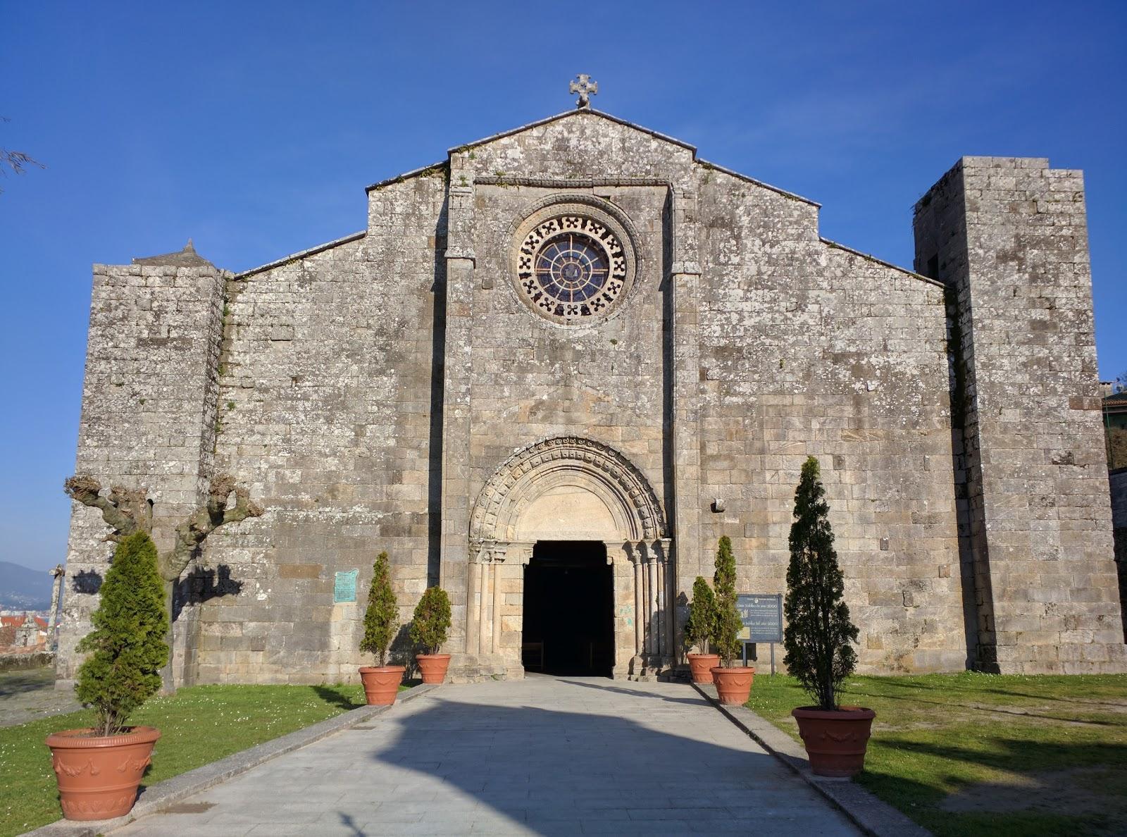Igrexa de Santa María de Baiona