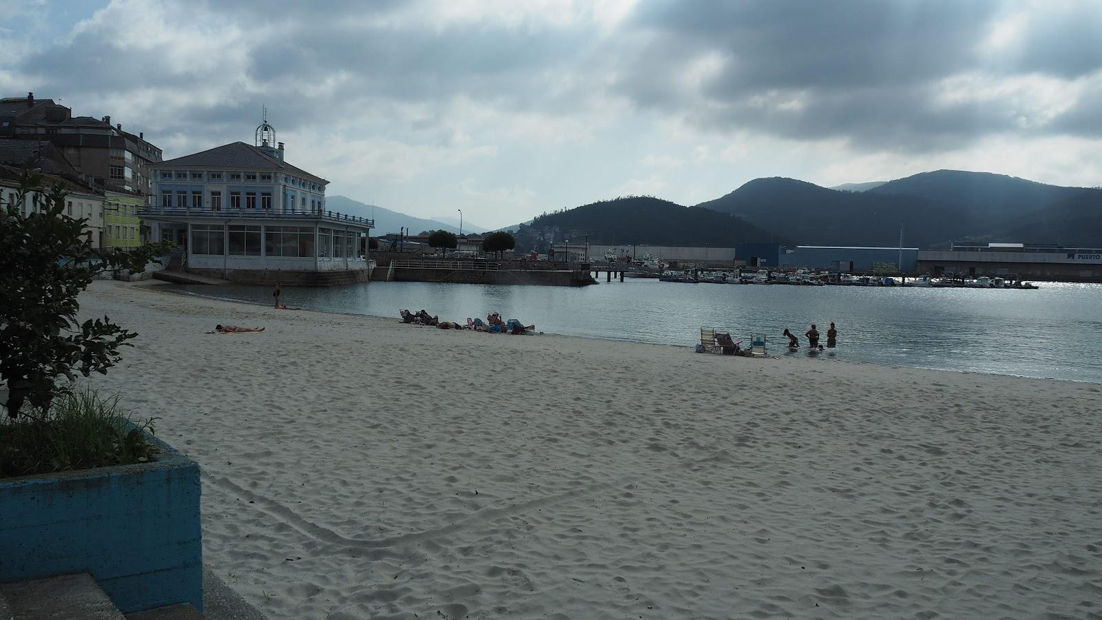 Praia de Celeiro